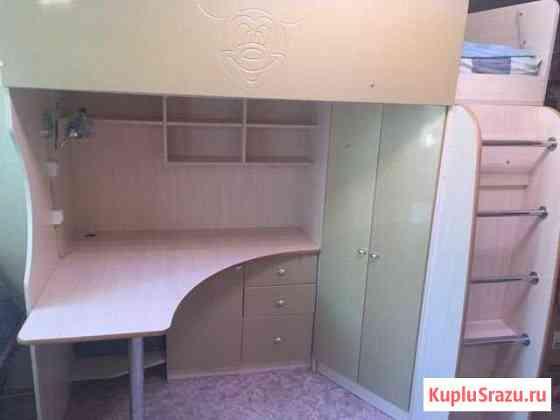 Шкаф-кровать Северск