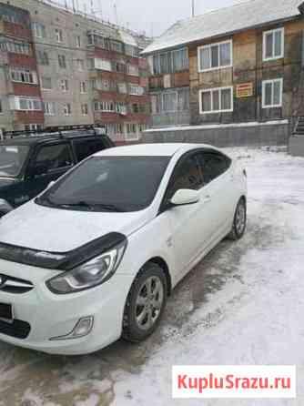 Hyundai Solaris 1.6AT, 2012, седан Муравленко