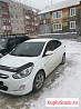 Hyundai Solaris 1.6 AT, 2012, седан