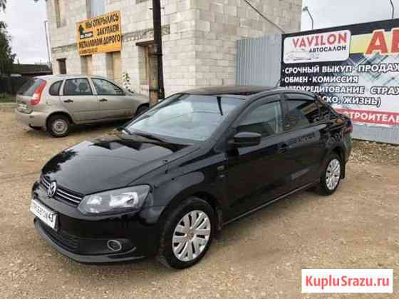 Volkswagen Polo 1.6МТ, 2013, седан Советск