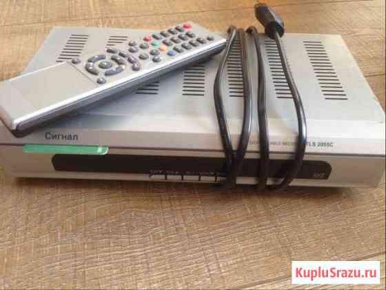 Цифровой кабельный приемник Сигнал TLS 2005C Иркутск