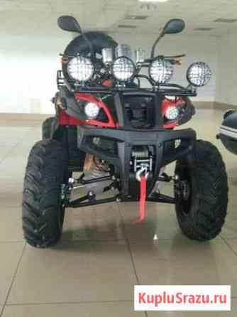 Квадроцикл yamaha grizzly ATV300CC красный/черный Кемерово