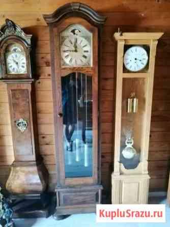 Часы напольные четвертные Домодедово