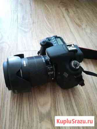 Зеркальная камера Canon EOS 60D+ 2 объектива+ кейс Благовещенск