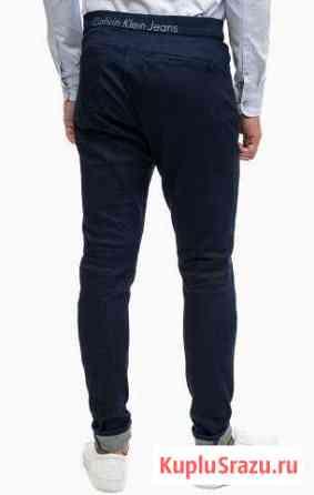 Calvin klein jeans Зауженные брюки из денима Омск