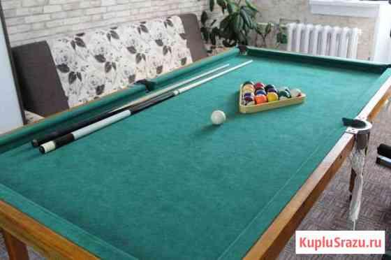 Бильярдный стол Тобольск