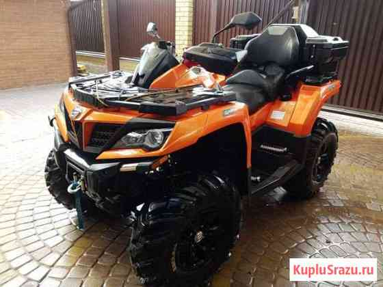 Квадроцикл CF-Moto X8 HO Кстово