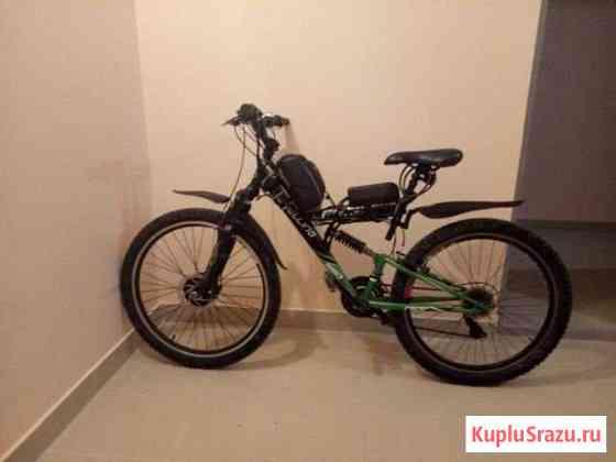 Электровелосипед Чебоксары