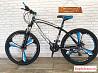 Новый скоростной велосипед на литых дисках