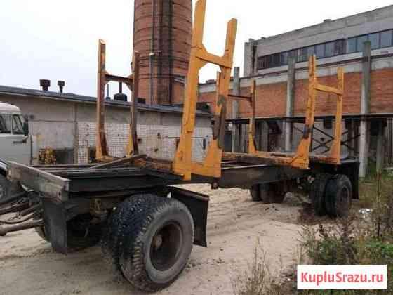 Прицеп сортиментовоз маз 83781-20 (8м) Вологда