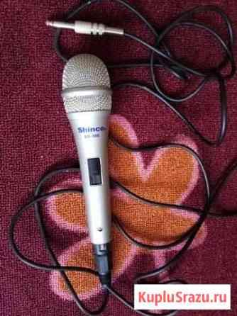 Микрофон для караоке Прогресс