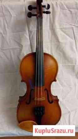 Продаётся скрипка 3/4 с футляром смычком хороший с Петрозаводск