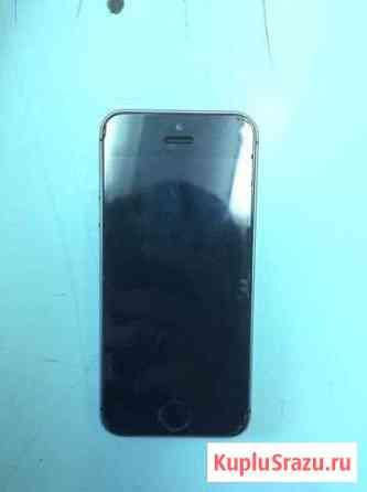 Продам айфон se черного цвета Краснокаменск