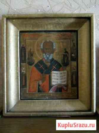 Икона Николай Чудотворец Невьянск старообрядцы Севастополь