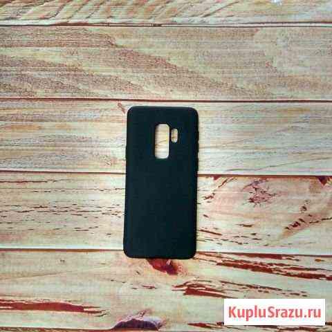 SAMSUNG Galaxy S9 Plus чехол силиконовый цветной Барнаул