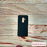 SAMSUNG Galaxy S9 Plus чехол силиконовый цветной