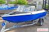 Новая моторная лодка (катер) Неман 450 DC