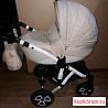 Детская коляска новая 3 месяца в эксплуатации