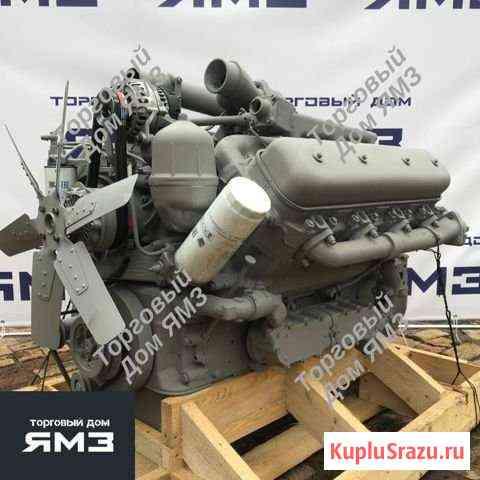 Двигатель ямз 7511-197 Элиста