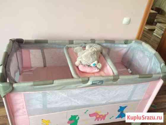 Кровать-манеж Горно-Алтайск