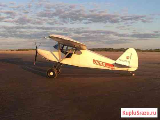 Самолет четырёхместный Piper Архангельск