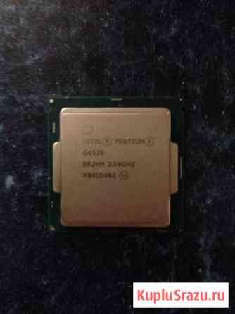 Процессор Intel Pentium G4520 Skylake (3600MHz, LG Псков