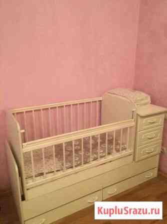 Детская кроватка Ликино-Дулево