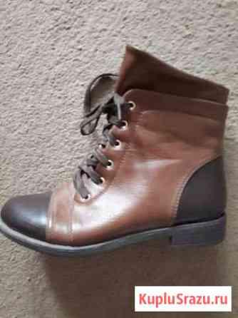 Осенние ботинки Абакан