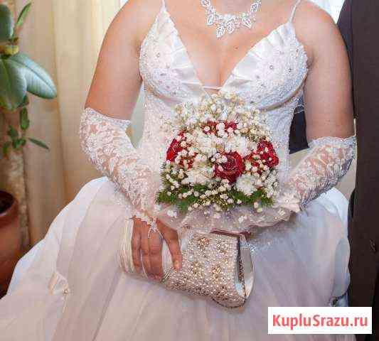 Свадебное платья Тында