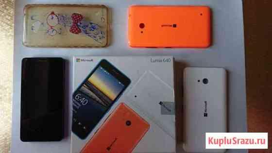 Microsoft Lumia 640 Новороссийск