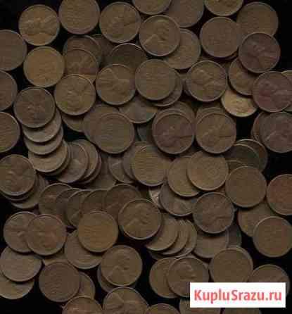 1 цент США 1919-2018 год Уфа