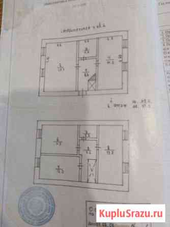 4-к квартира, 93 кв.м., 2/2 эт. Усть-Большерецк