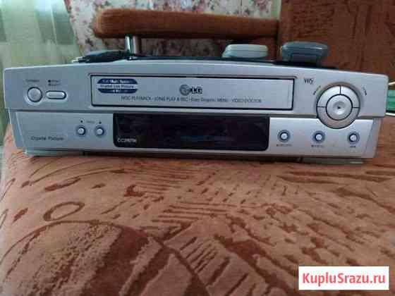 Видео магнитофон Северск