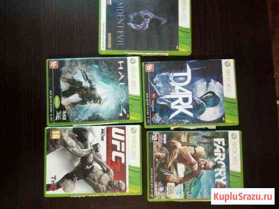 Xbox 360 Нерюнгри