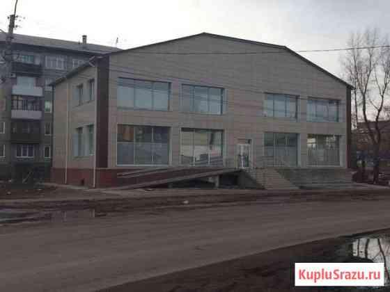 Сдам здание/ часть здания от 260 до 800 кв. м. Нов Канск