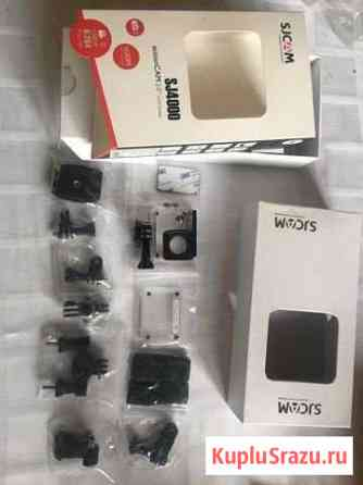 Комплект креплений для экшен камеры Новосибирск