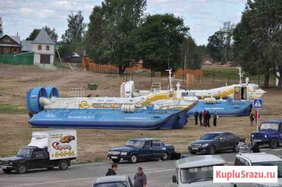 Судно на воздушной подушке Хивус А-48 Нижний Новгород