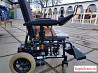 Кресло-коляска с электроприводом для инвалидов Mey