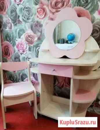 Детский косметический столик Майма