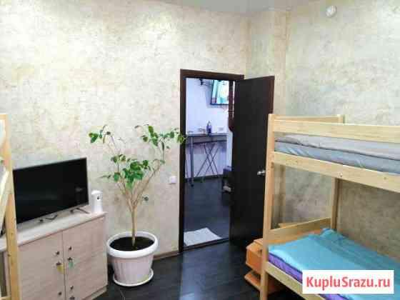 Комната 25 кв.м. в 4-к, 1/19 эт. Владивосток