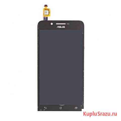 Дисплей Asus ZenFone GO (ZC500TG) +тачскрин черный Нижний Новгород