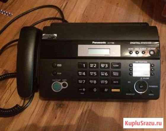 Факс Panasonic KX-FT988 Пермь