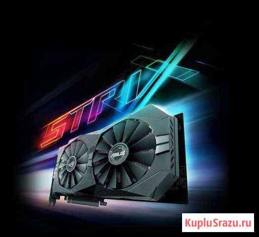 Asus Radeon RX 570 ROG-strix-RX570-O4G-gaming 4.0 Чита