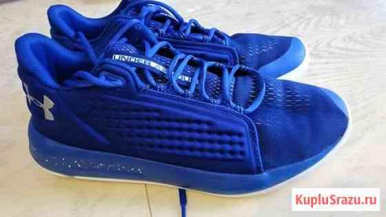 Баскетбольные кроссовки Under Armour 42,5 Ставрополь