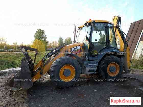 Экскаватор-погрузчик JCB 3CX Super Eco, 2011 г, 2 штуки Санкт-Петербург