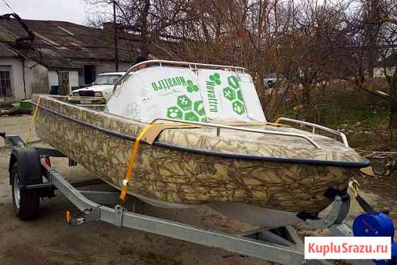 Лодка Лиман 480Плюс. Пластиковая Приморско-Ахтарск