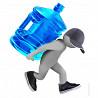 Доставка чистой питьевой воды в офис и на дом в Москве и Подмосковье