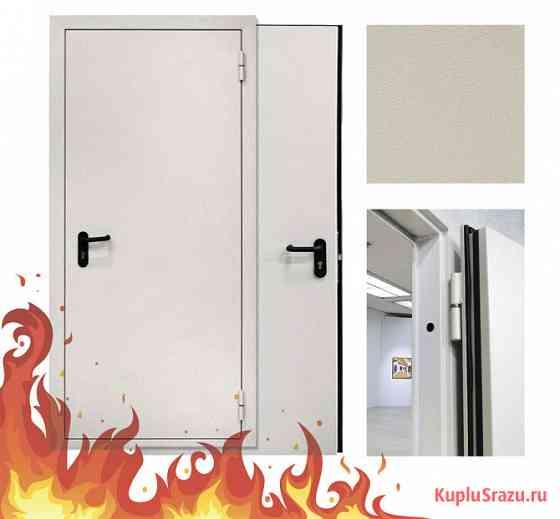 Дверь противопожарная EI-60, г. Пенза (нестандартные размеры) Пенза