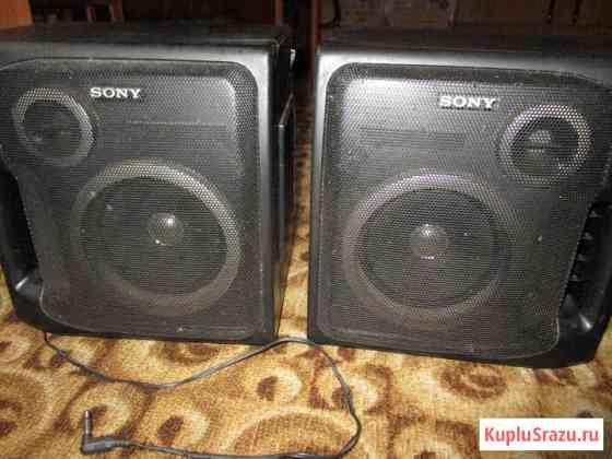 Колонки Sony CFS- W455L