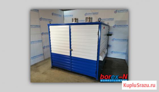 Котлы наружного размещения «borex-N» Борисоглебск
